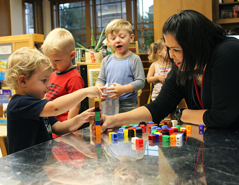 Early Years Teacher Bridget Ward Finds Learning Contagious