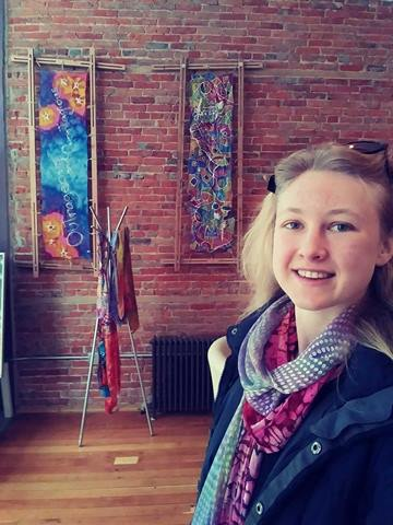 Alumni Q & A…with Anna Chance '11
