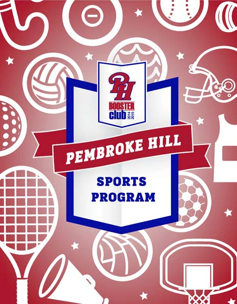 Pembroke Hill sports program cover