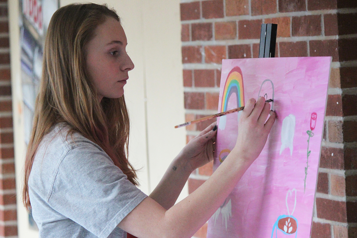 Upper School Students Engage In Extraordinary Classes During Jan Term