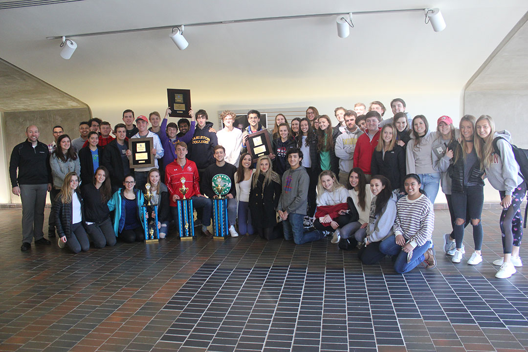 Upper School Choral Students Excel At Music Festival