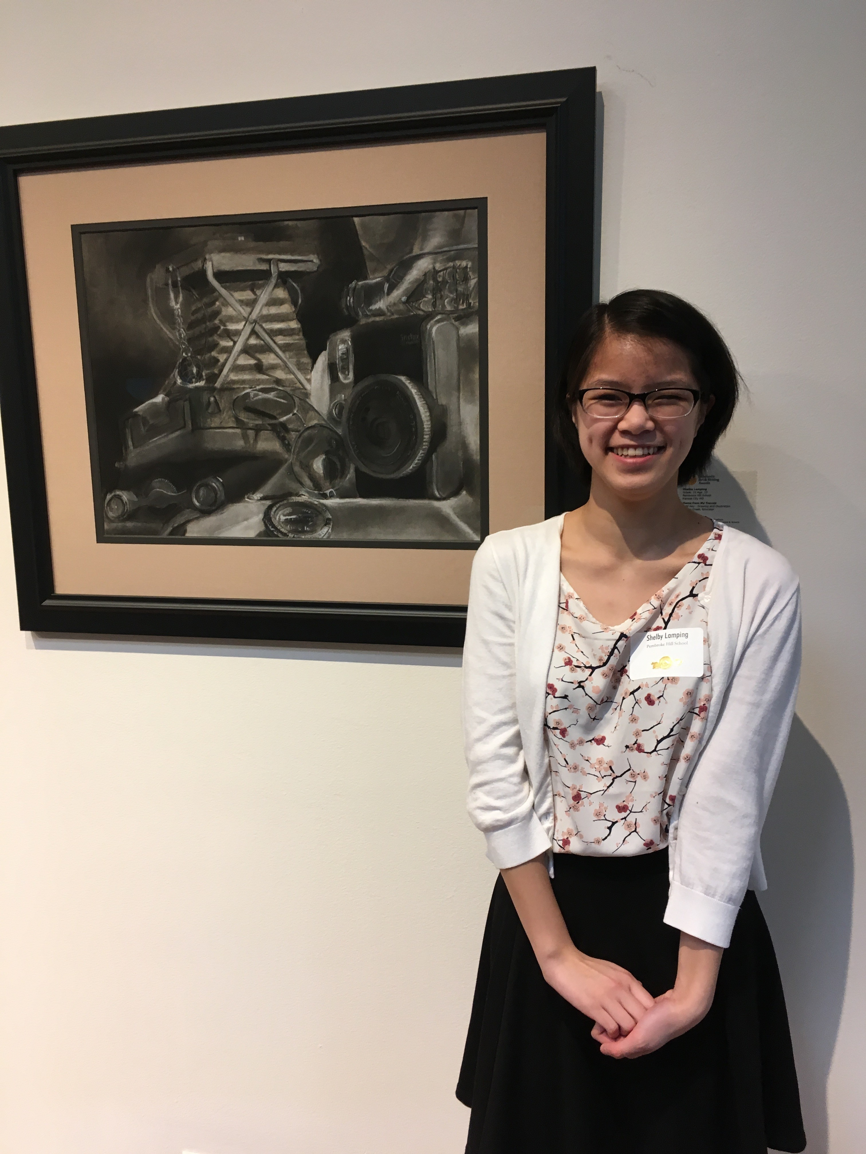 Four Upper School Artists Honored At Kansas City Events